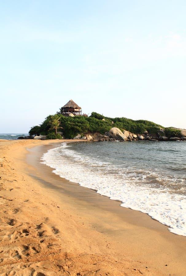 Cabo DE San Juan strand royalty-vrije stock afbeelding