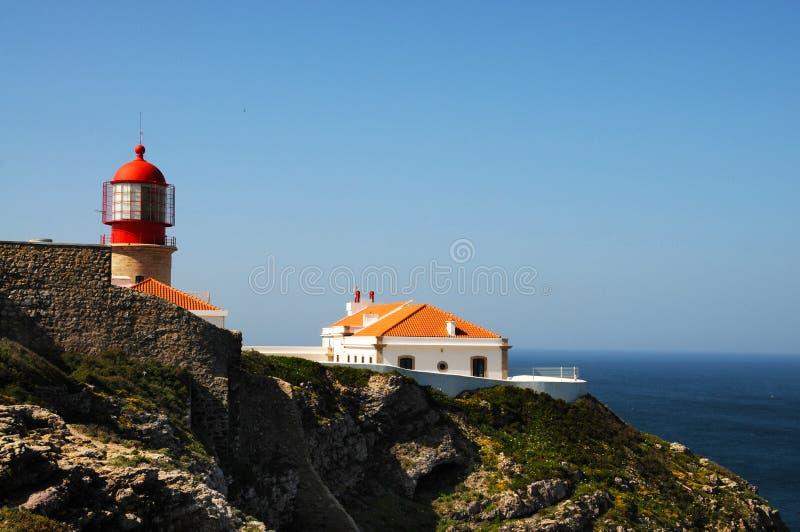 Cabo de Sao Vicente photographie stock libre de droits