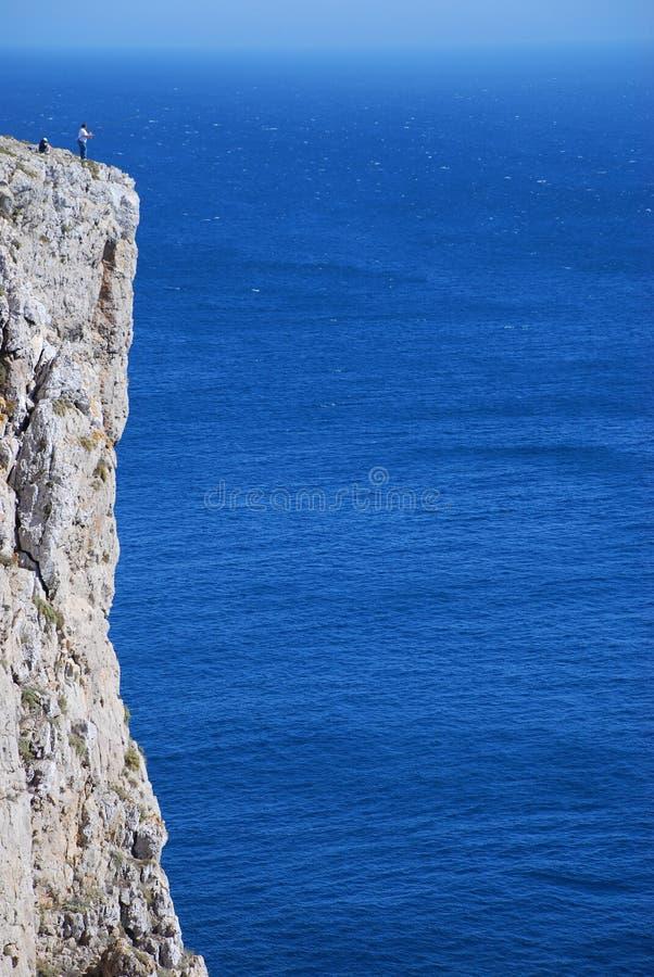 Cabo de Sao Vincente 2 foto de stock