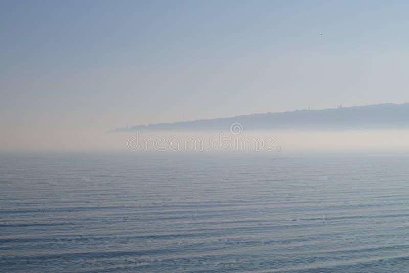 Cabo del Mar Negro Galata fotos de archivo libres de regalías