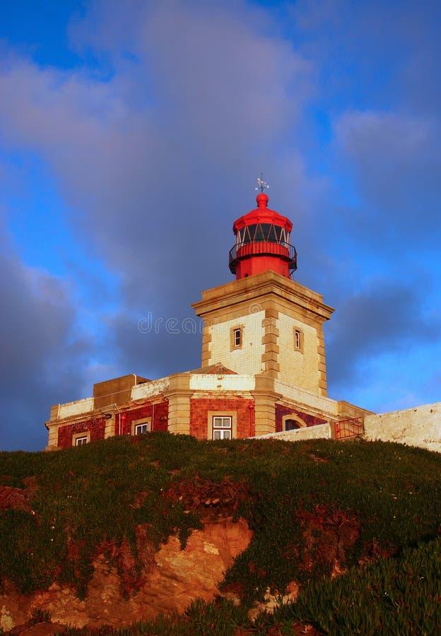 Cabo a Dinamarca Roca imagem de stock royalty free