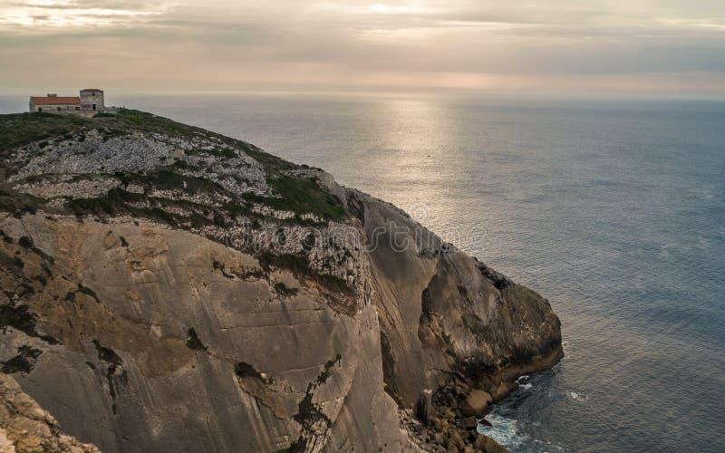 Cabo Espichel zdjęcie stock