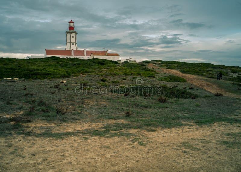 Cabo Espichel fotografia royalty free