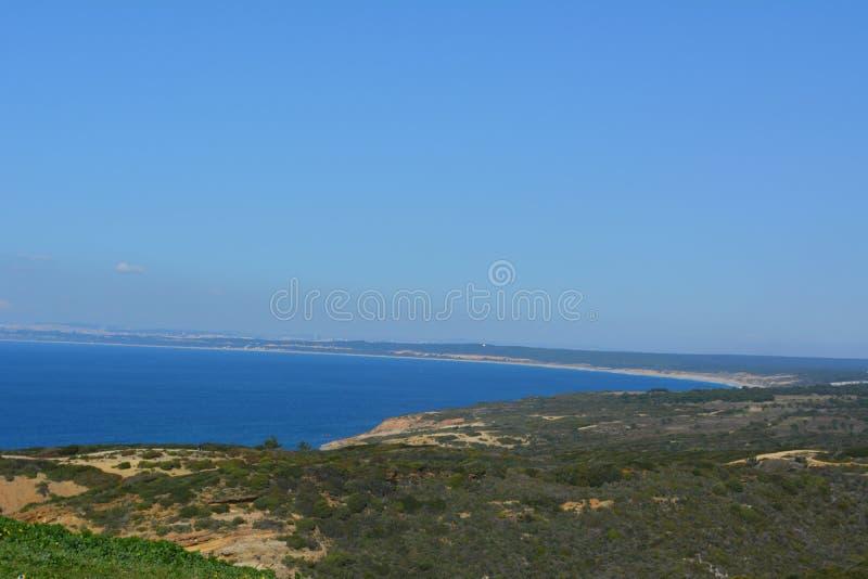 Cabo Espichel obraz stock