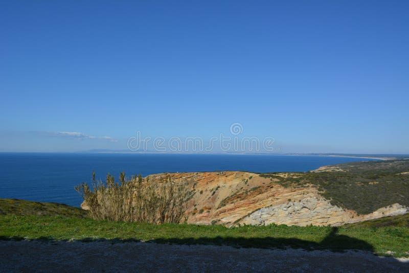 Cabo Espichel obrazy stock