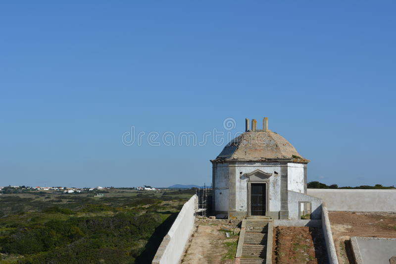 Cabo Espichel royalty free stock photography