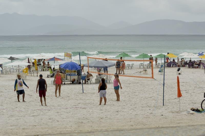 Cabo Frio, el Brasil foto de archivo