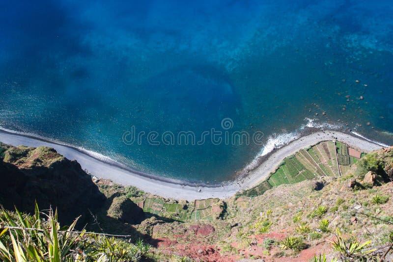 Cabo Girao imagenes de archivo