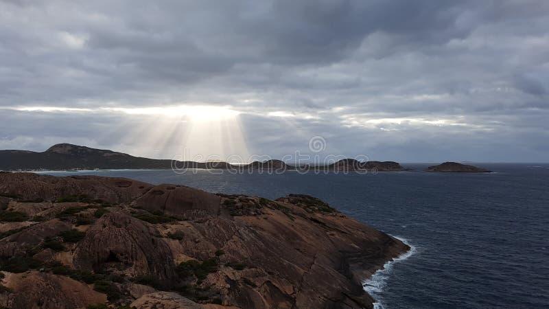 Cabo Le Grande Sun fotos de stock