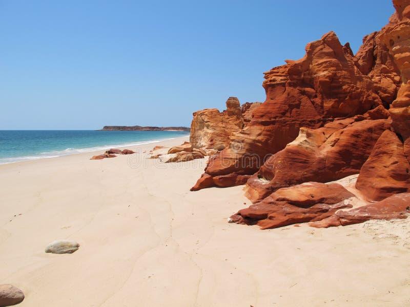 Cabo Leveque, Australia occidental imagen de archivo