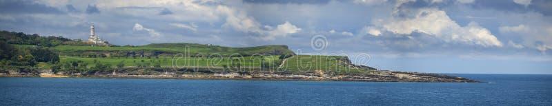 Cabo Mayor pano zdjęcia royalty free