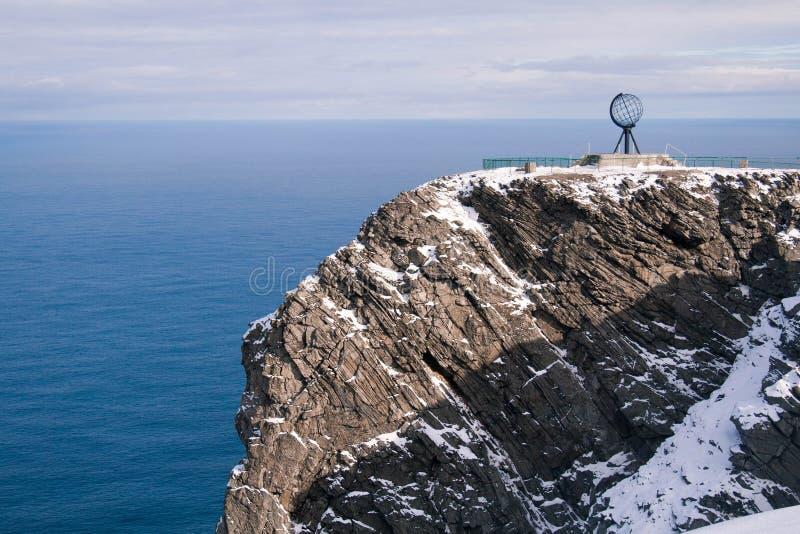 Cabo norte fotos de stock