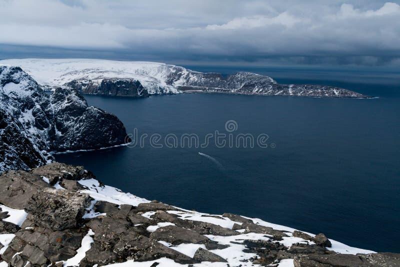 Cabo norte fotos de stock royalty free