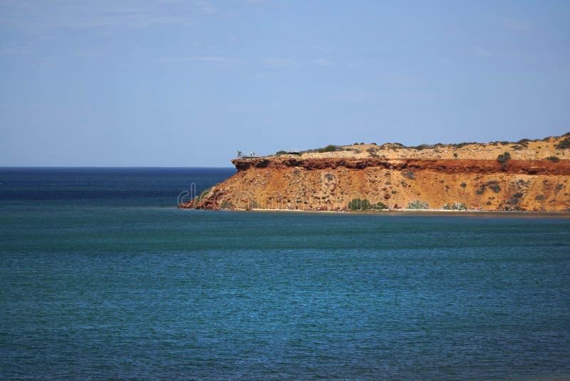 Cabo Peron Austrália fotos de stock royalty free