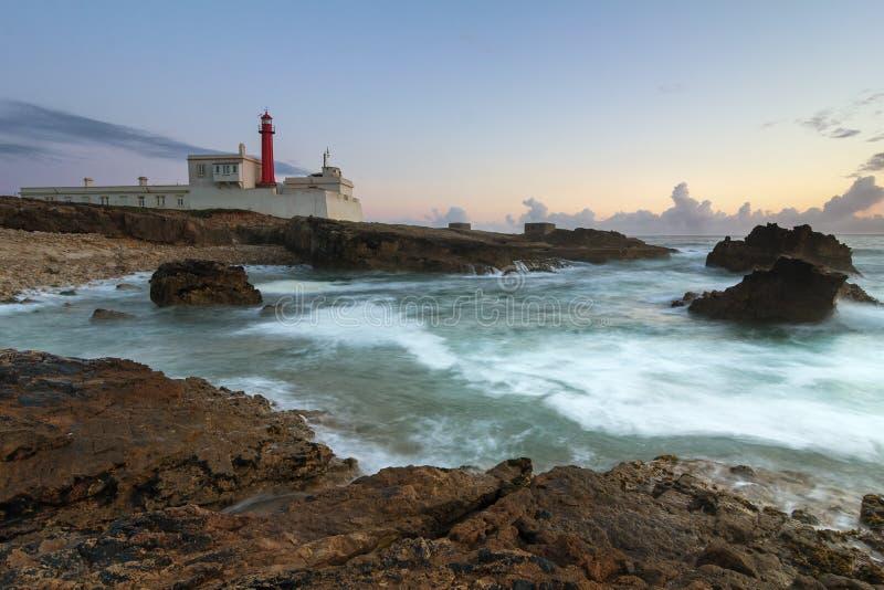 Cabo-raso Leuchtturm lizenzfreies stockbild