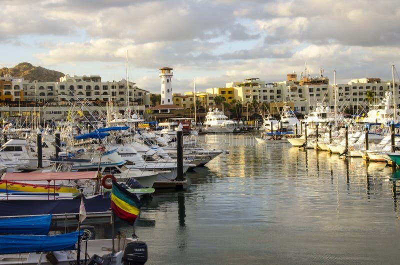 CABO SAN LUCAS latarnia morska MEKSYK obraz royalty free