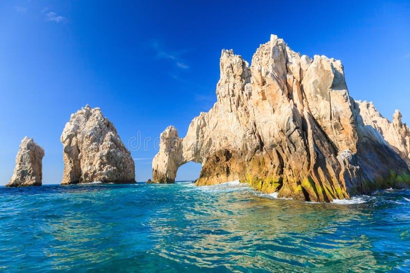 Cabo San Lucas, Mexique image libre de droits