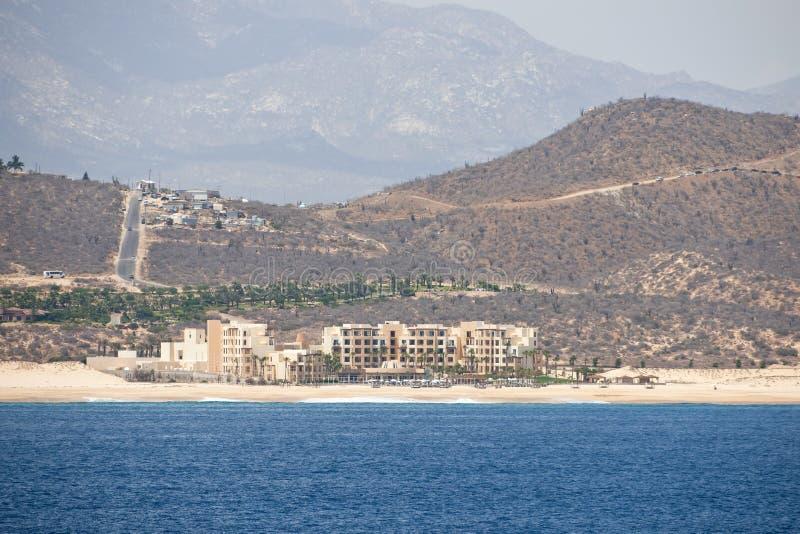 Cabo San Lucas Resort royalty free stock photography