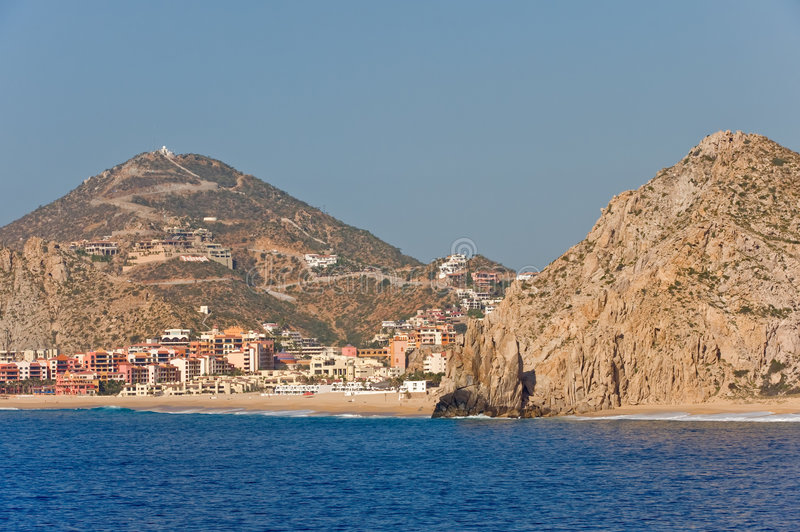 Download Cabo San Lucas Resort Scenic Royalty Free Stock Images - Image: 7232059