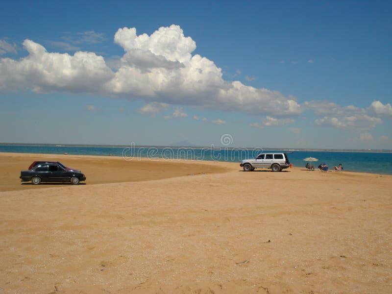 Cabo san roman. The beauty beach of the caribbean, Punto fijo, Cabo san roman, Falcon stock photo