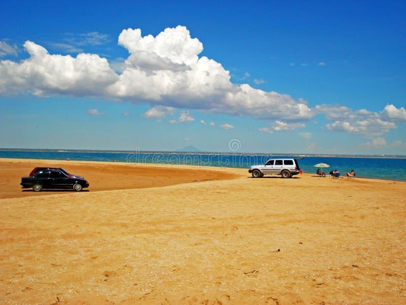 Cabo san romano fotografie stock