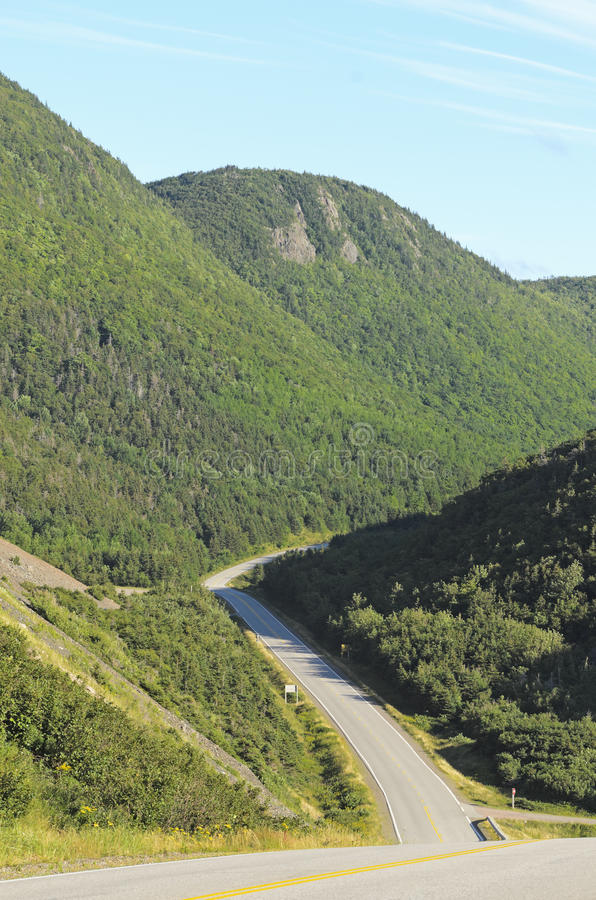Cabot Trail Royalty Free Stock Photos