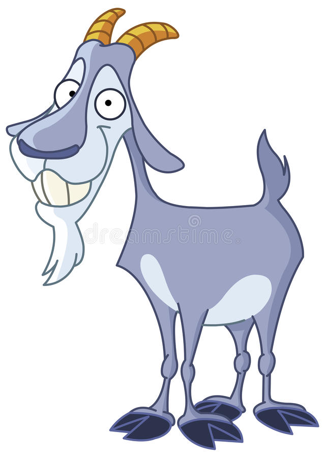 Cabra de Billy libre illustration