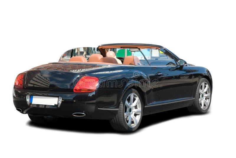 Cabriolet royalty-vrije stock afbeeldingen