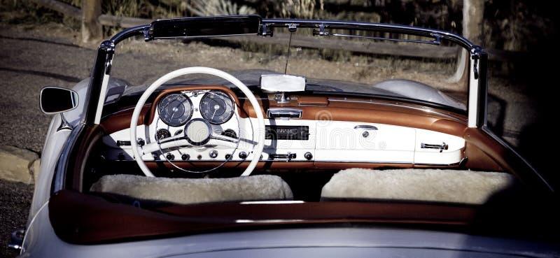 Cabriolet fotografia de stock royalty free