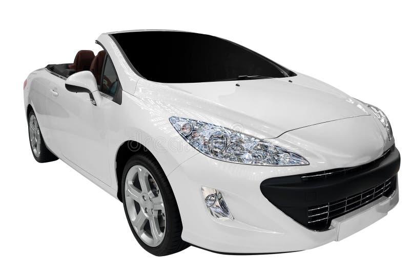 Cabriolet auto stock foto's