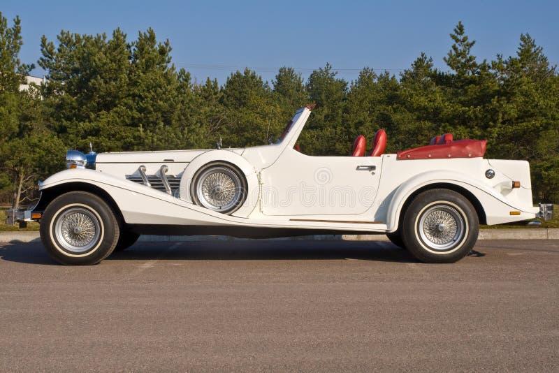 Cabriolet van Excalibur royalty-vrije stock fotografie