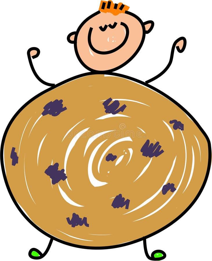 Cabrito de la galleta libre illustration