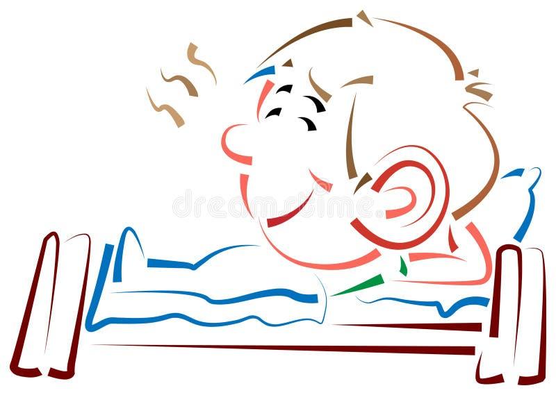 Cabrito durmiente libre illustration