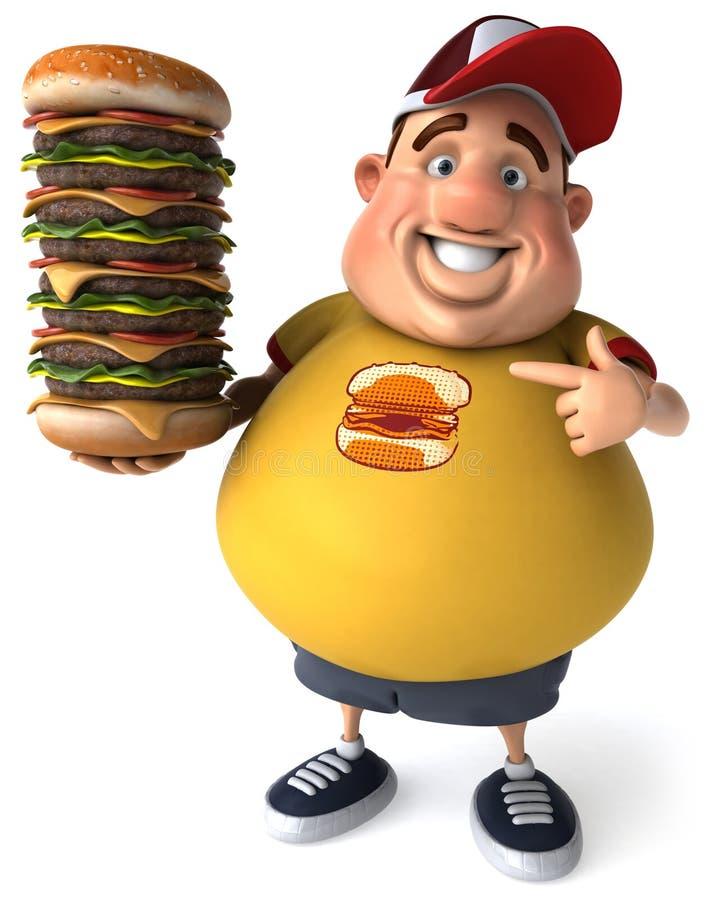 Cabrito gordo libre illustration