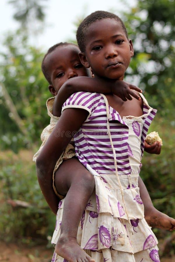 Cabritos de Rwanda fotografía de archivo libre de regalías