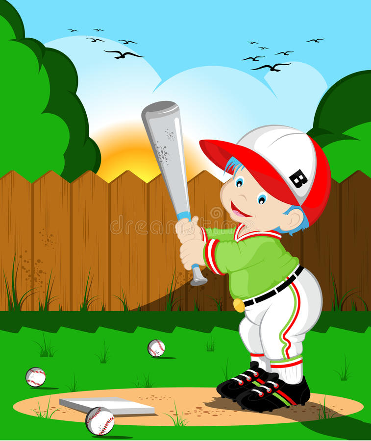 Cabritos del béisbol libre illustration