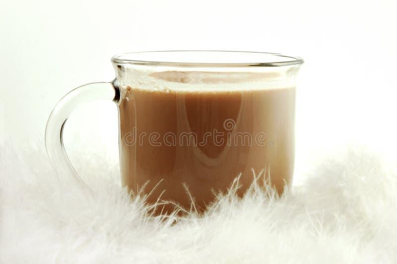 Cacao caldo immagini stock