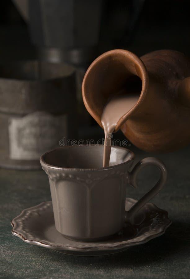 Cacao de Puring photo libre de droits