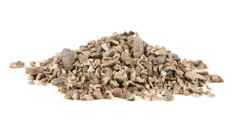 Cacao Nibs Royalty Free Stock Photo