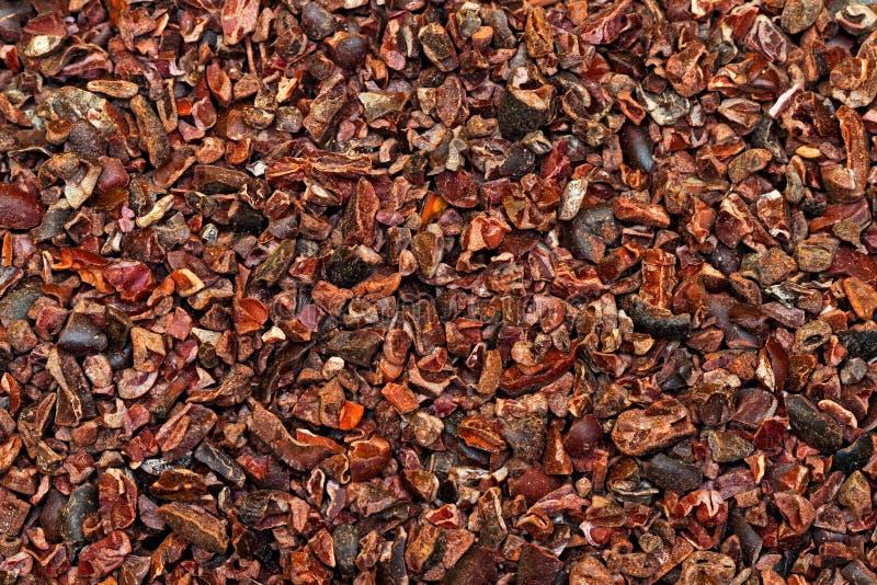 Cacao sin procesar imágenes de archivo libres de regalías