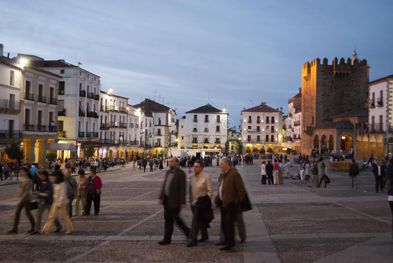 Caceres Nightlife