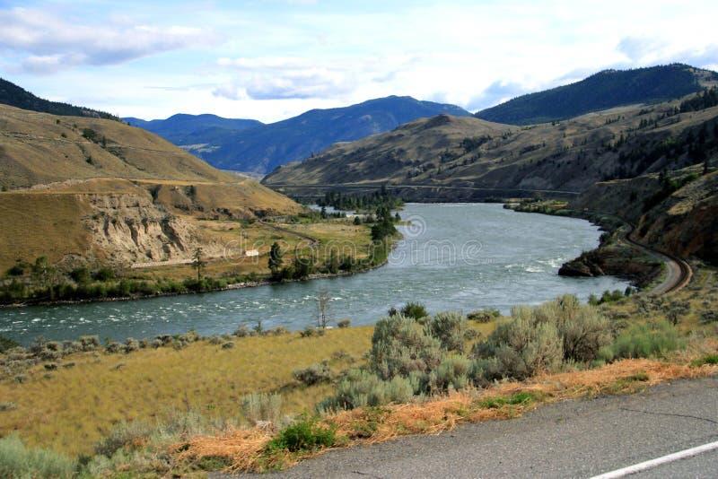 Cache Creek AVANT JÉSUS CHRIST images libres de droits