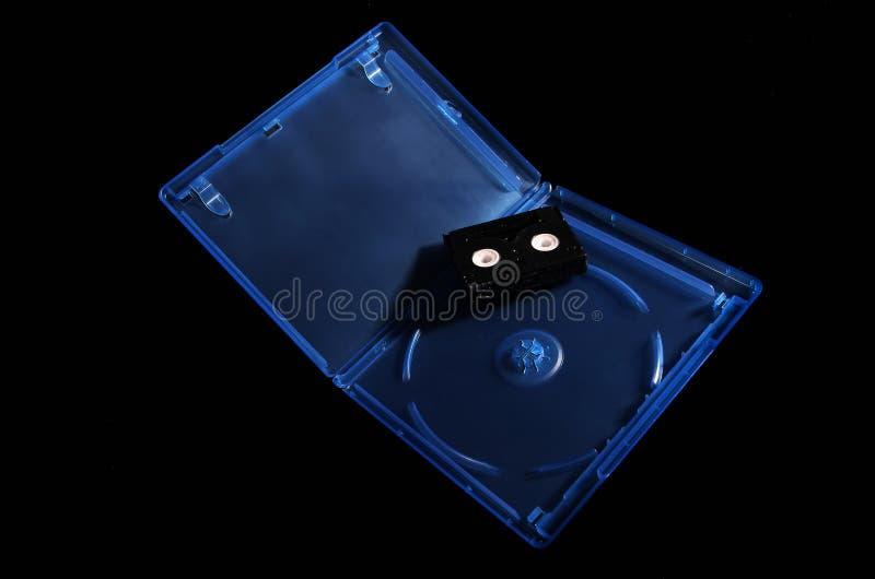 Cache de Bluray photo libre de droits