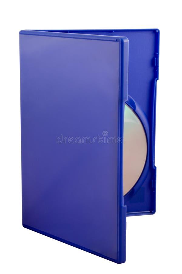 Cache de DVD image libre de droits