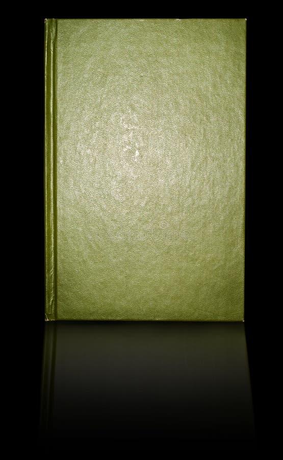 Cache de livre image stock