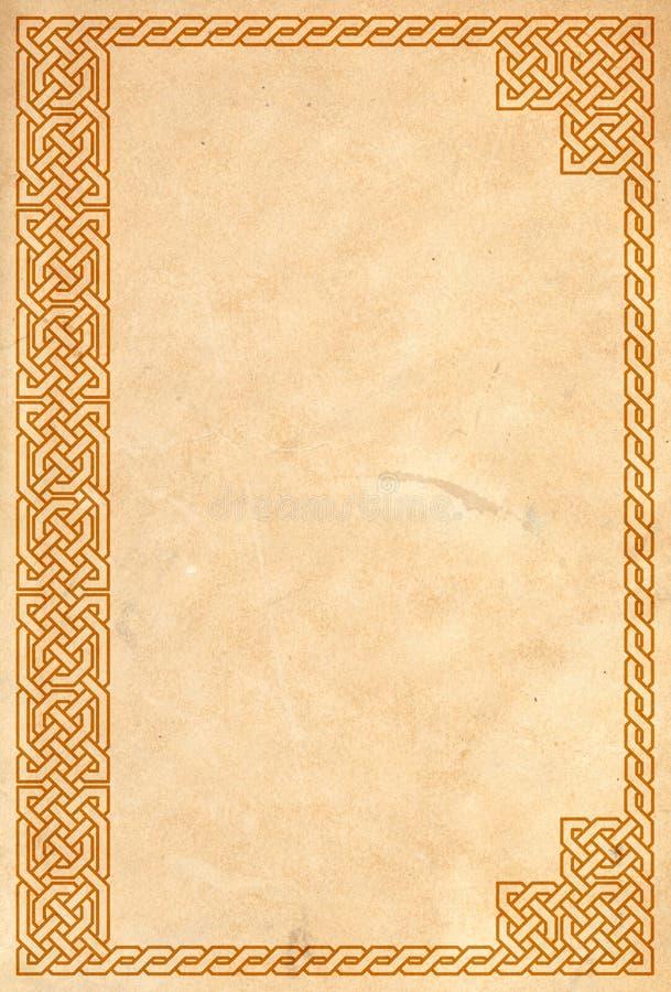 Cache de livre illustration stock