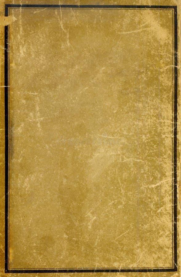 Cache de livre antique photos libres de droits