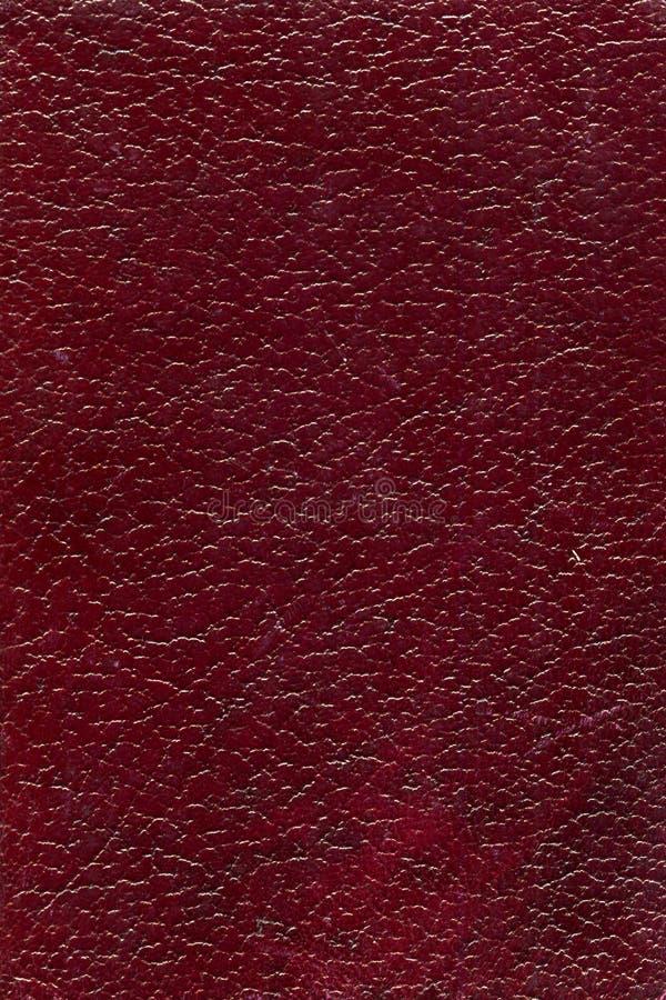 Cache de livre en cuir antique photos libres de droits