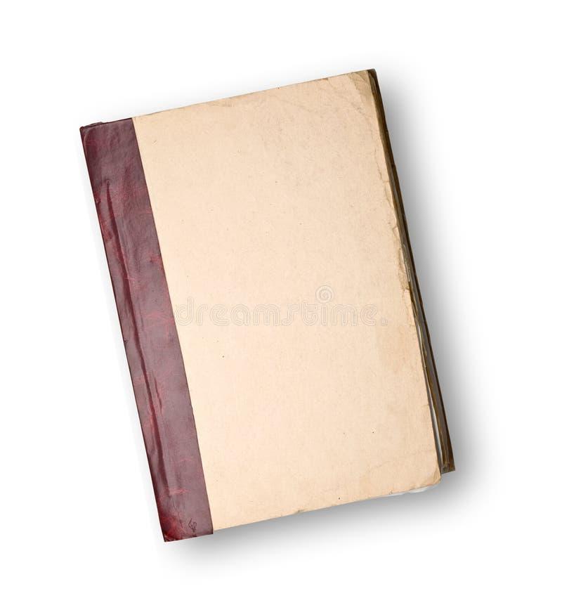 Cache de vieux livre photographie stock