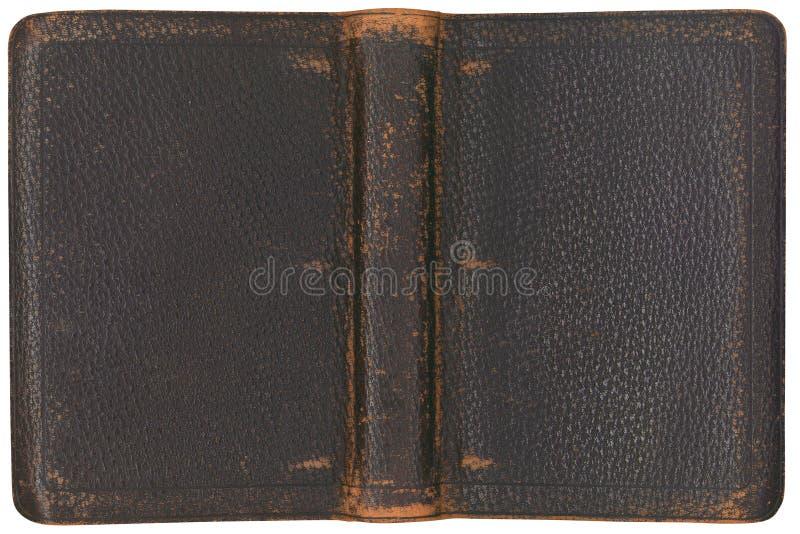 Cache ouvert de cahier antique photos libres de droits